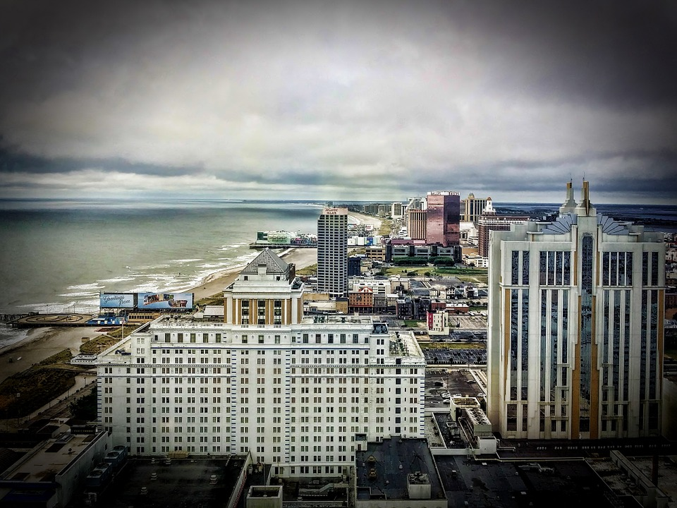 Atlantic City Casinos Post First Revenue Gains in a Decade