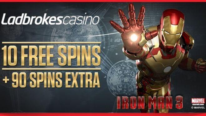 Ladbrokes Response to UK Ad Regulators: 'Iron Man is for Adults'