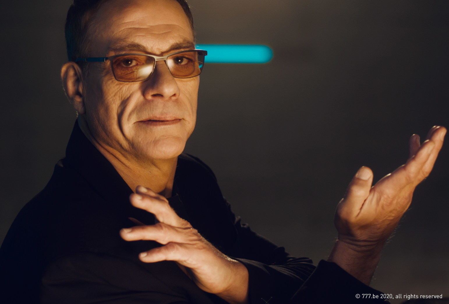 Jean-Claude Van Damme signs on as on new 777.be rep
