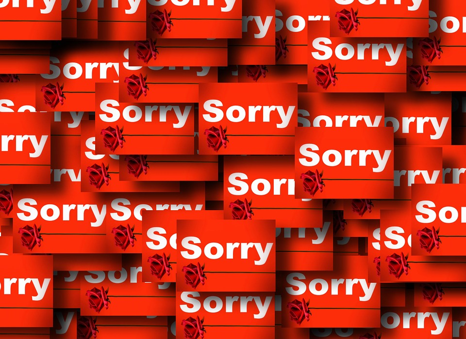 Saying Sorry Online is Tough…But You Need to Do it Anyways