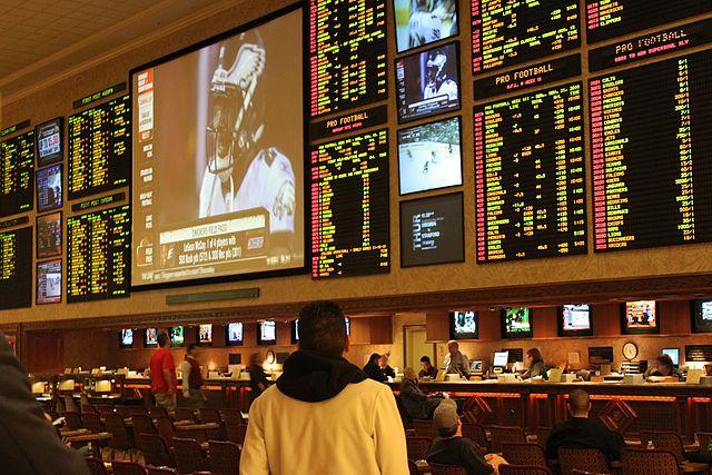 Olympic Sports Betting Flops on Vegas Strip