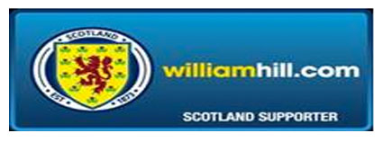 William Hill Sponsors Scottish National Team