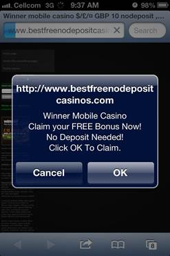 The Winner Mobile Casino Offer For Affiliates And Players