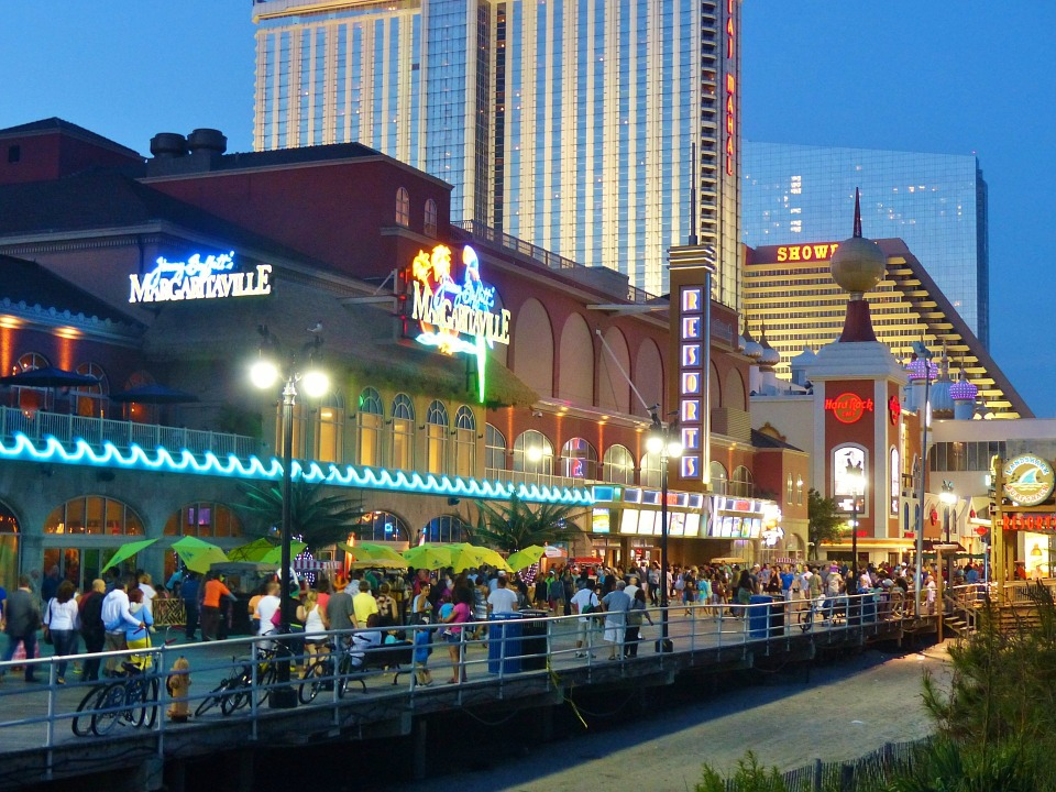 Atlantic City casino revenue down 80 percent in 2020
