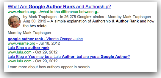 Why Google Authorship is Axing Author Photos