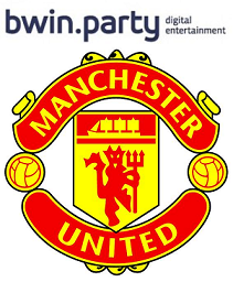 bwin.party Official Partner of Manchester United