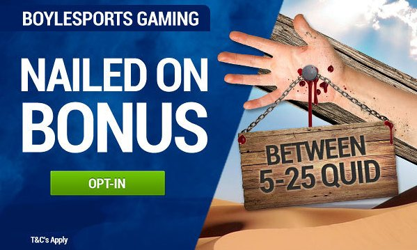 Regulators Nail Boylesports for Offensive Crucifixion Ad