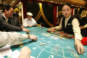 The 5 Most Popular Gambling Games in Asia