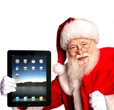 Want To Win an iPad for Christmas?
