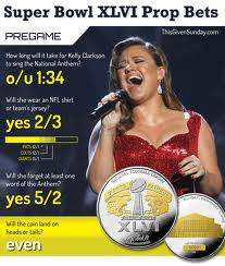 Promoting Super Bowl Prop Betting