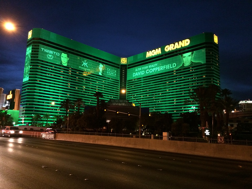 MGM Resorts talks about casino re-opening and post-COVID life