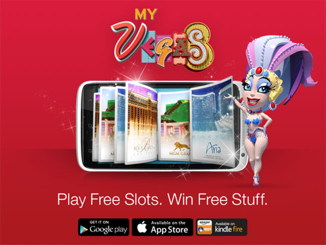myVegas Slots Available for Mobile