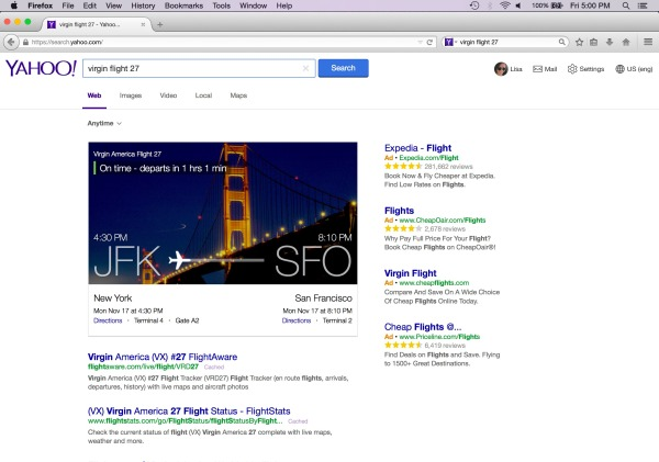 Firefox Gives Yahoo! a Much Needed Boost