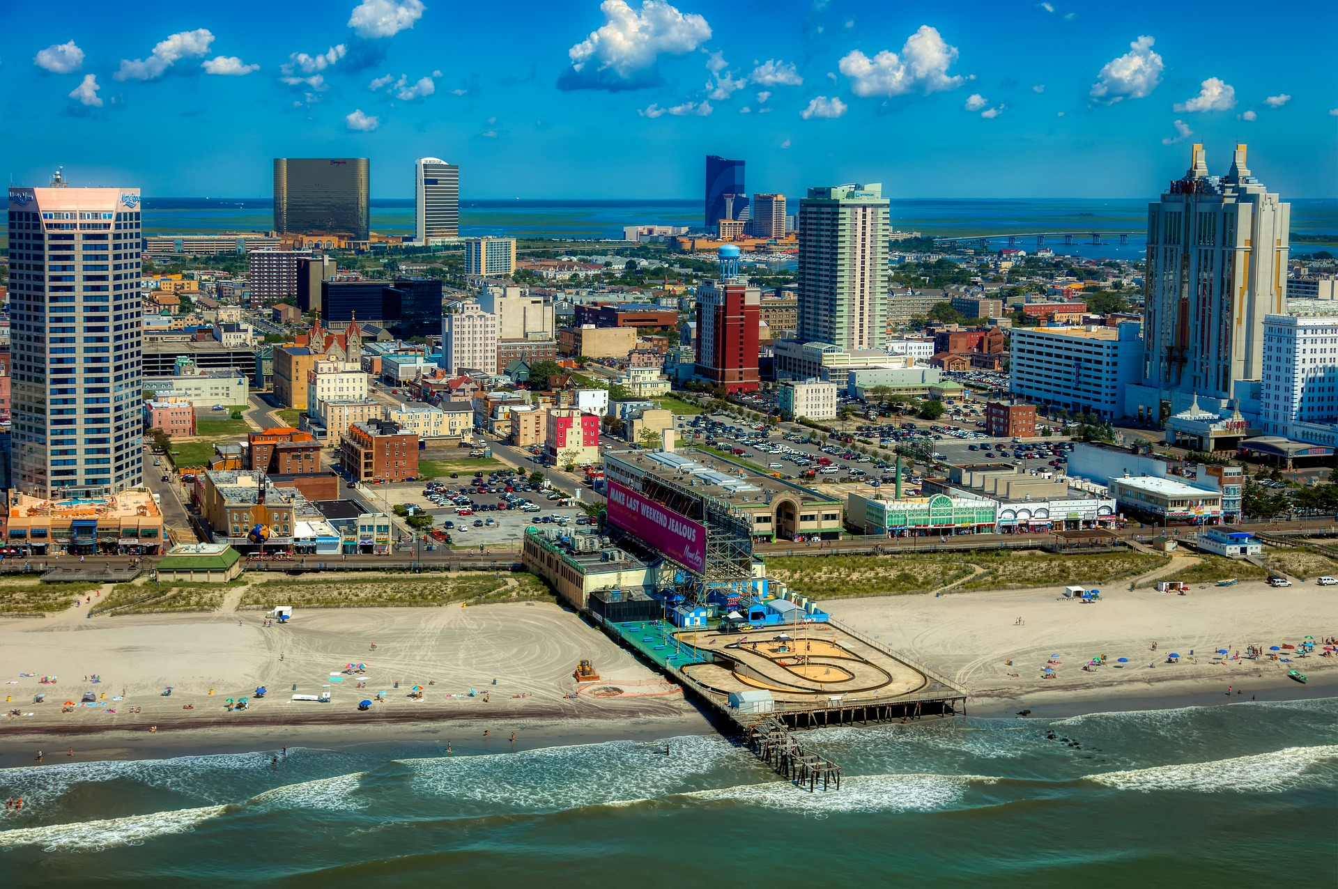 New Jersey posts record gambling revenue for June 2021