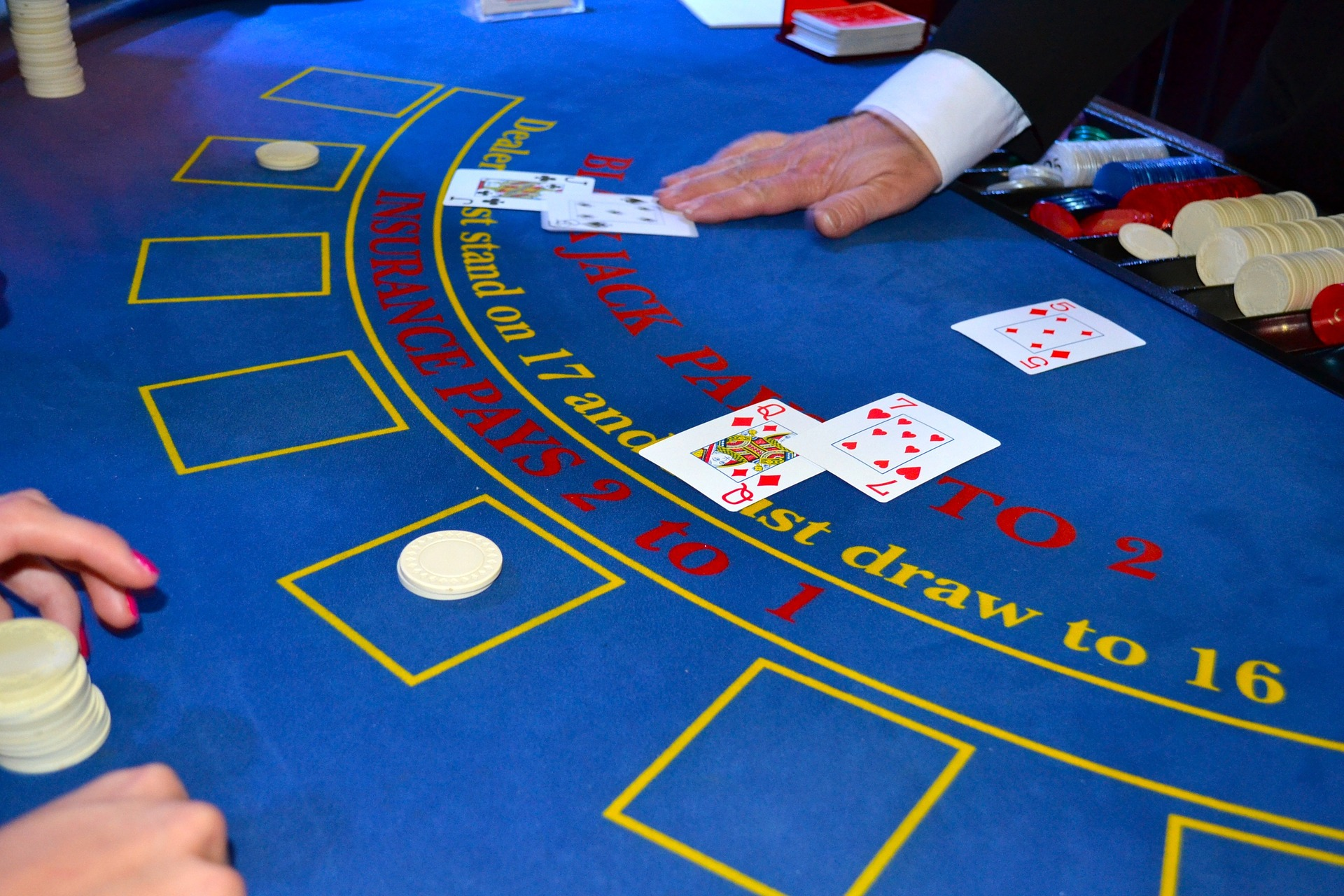 Indian gaming revenue dropped 19.5 percent in 2020