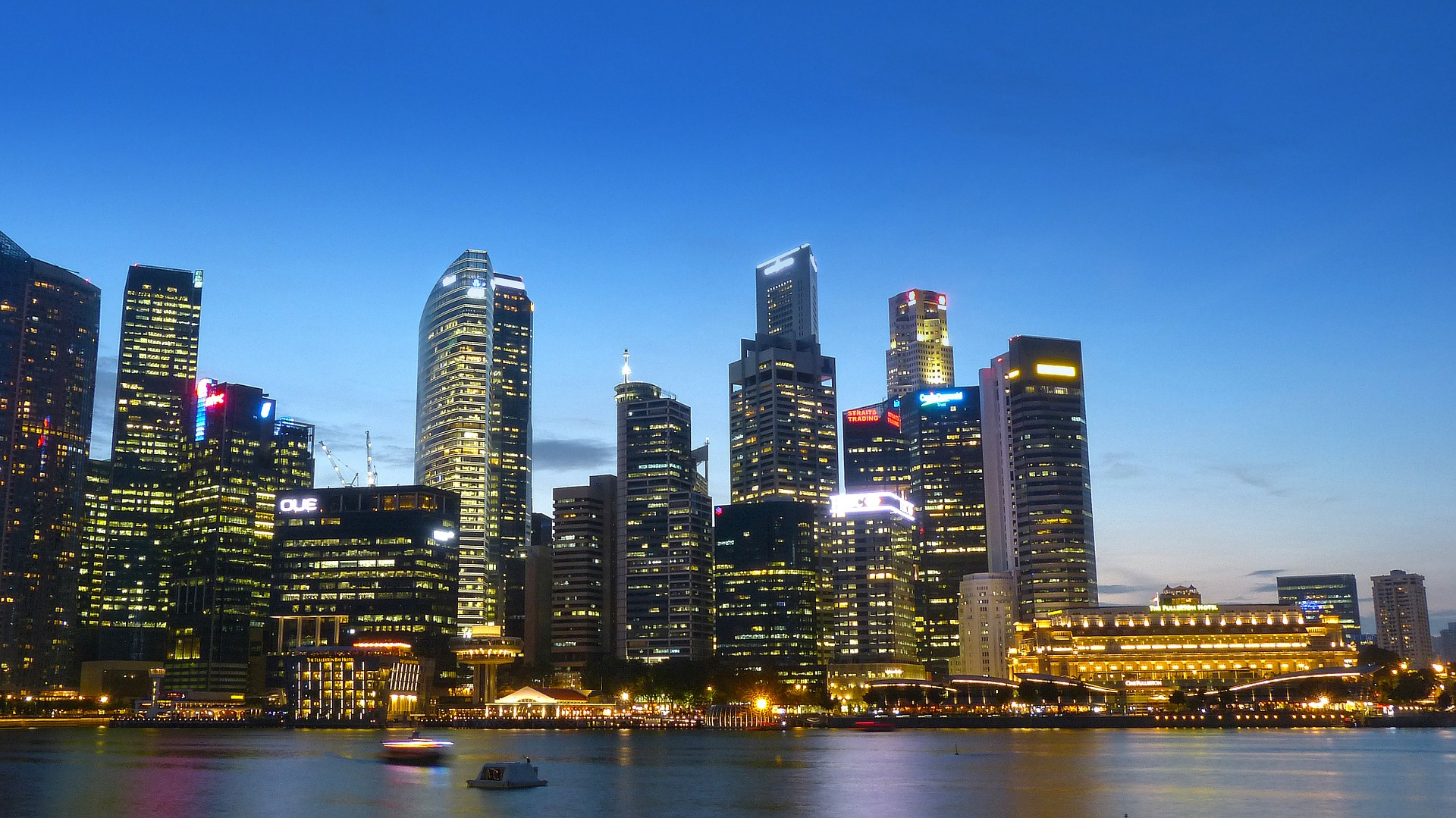 Singapore announces penalties for violating new gambling act