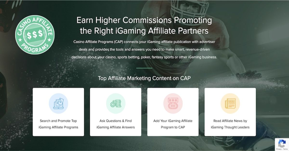 Welcome to The Next Generation of Casino Affiliate  Programs